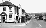 Redhill, Brighton Road c1955