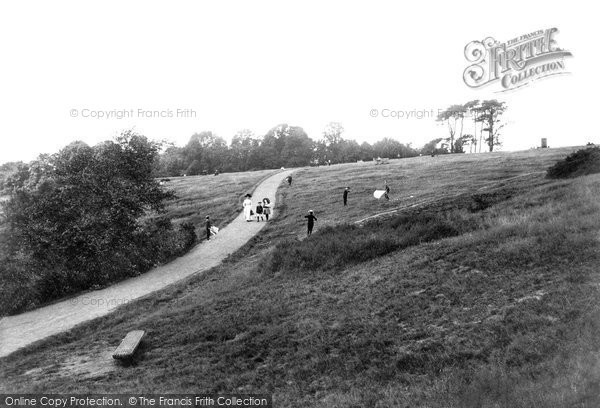 Photo of Redhill, Common 1910