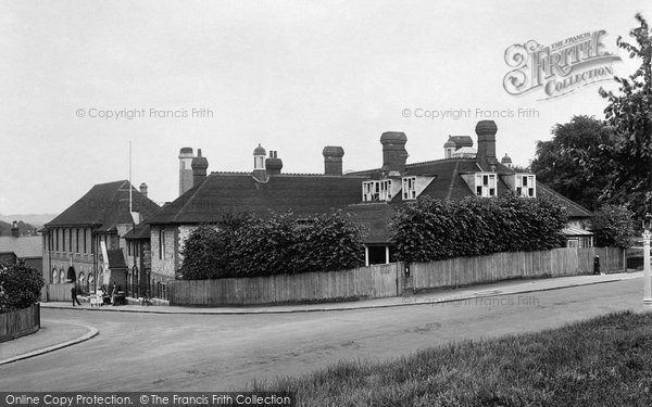 Photo of Redhill, East Surrey Hospital 1925