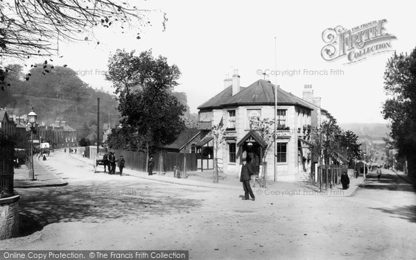 Redhill, Garlands Road 1906