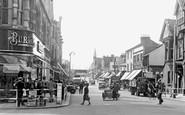 Redhill, High Street c1955