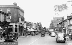Redhill, High Street c.1955