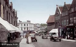 Linkfield Corner 1928, Redhill