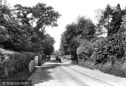 Redhill, Linkfield Lane 1906