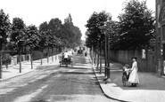 Redhill, London Road 1906