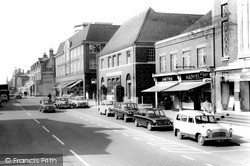 Redhill, London Road c.1965