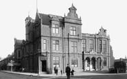 Redhill, Market Hall 1899