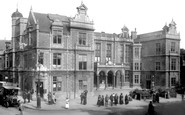 Redhill, Market Hall 1915