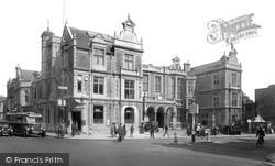 Redhill, Market Hall 1933