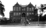 Redhill, Technical Institute 1906