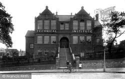 Redhill, Technical Institute 1906