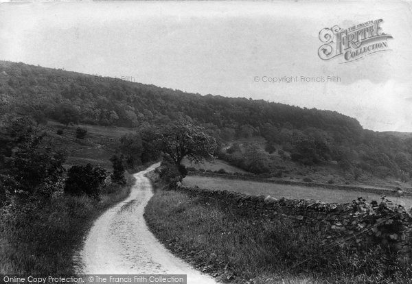 Photo of Redmire, Scarth Nick 1909