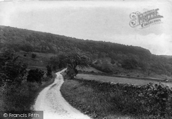 Scarth Nick 1909, Redmire