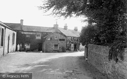The King's Arms 1929, Redmire