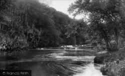 The River Ure 1909, Redmire
