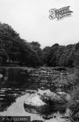 The River Ure c.1955, Redmire