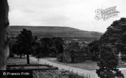 The Village c.1955, Redmire