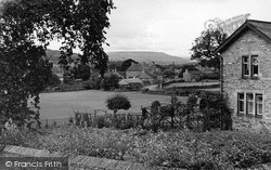 Village c.1955, Redmire