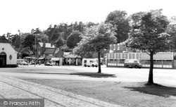 Rednal, The Village c.1965