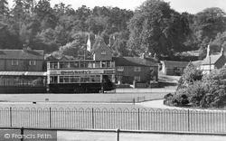 Rednal, Tram Terminus 1948