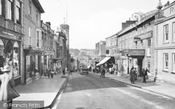 Redruth, Fore Street 1922