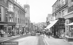 Redruth, Fore Street 1930