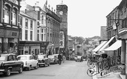 Redruth, Fore Street c1955