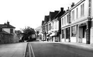 Redruth, Green Lane c1965