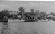 Reedham, Lord Nelson Hotel c1930