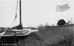 Reedham, The Albion c.1955