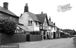 Reedham, The Lord Nelson c.1955