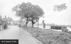 Reedham, The River c.1931