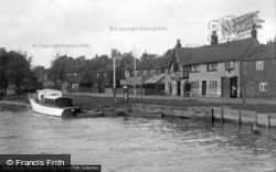 Reedham, The Village c.1933