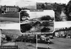 Reeth, Composite c.1960
