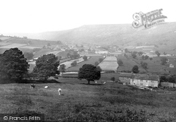Reeth, From The South 1913