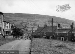 Reeth, From The West c.1955