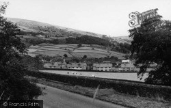 Reeth, General View c.1955