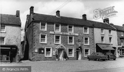Reeth, King's Arms Hotel c.1965