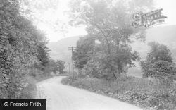 Reeth Road 1913, Reeth