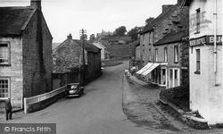 Silver Street c.1955, Reeth