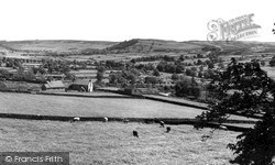 Reeth, Swaledale c.1960