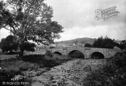 Reeth, The Bridge 1923
