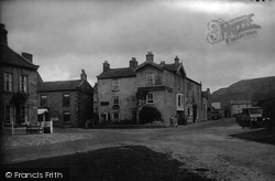 Reeth, The Buck Hotel 1923