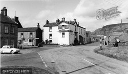 Reeth, The Buck Hotel c.1965
