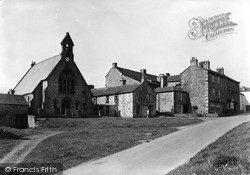 Reeth, The Congregational Church c.1950