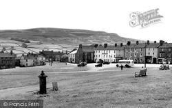 Reeth, The Green 1960