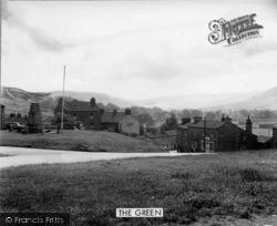 Reeth, The Green c.1955