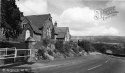 Reeth, The School c.1965
