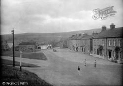 Reeth, The Village 1923