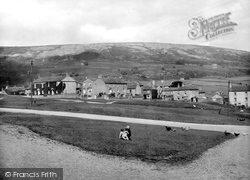 Reeth, Village 1923